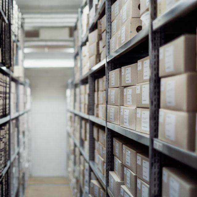 freezer warehousing